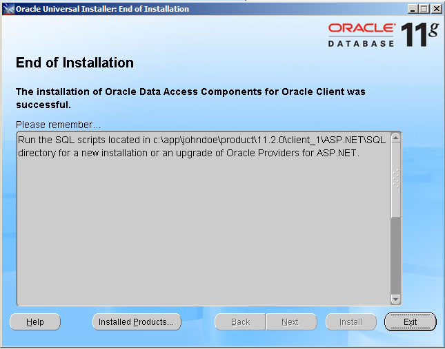 Setting up an Oracle ODBC Driver and Data Source