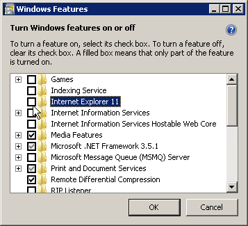 How To Downgrade Internet Explorer (IE) 11 to IE 10 Or Earlier