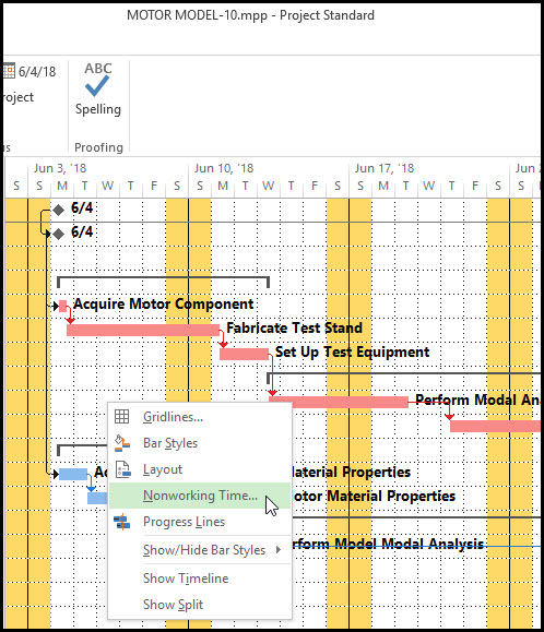How to Share a Calendar Between Schedules in Microsoft Project Fig 8
