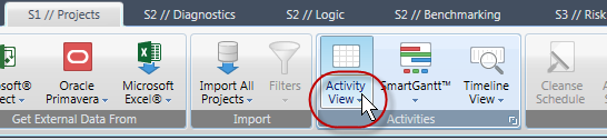 How To Expand Levels in Deltek Acumen 2