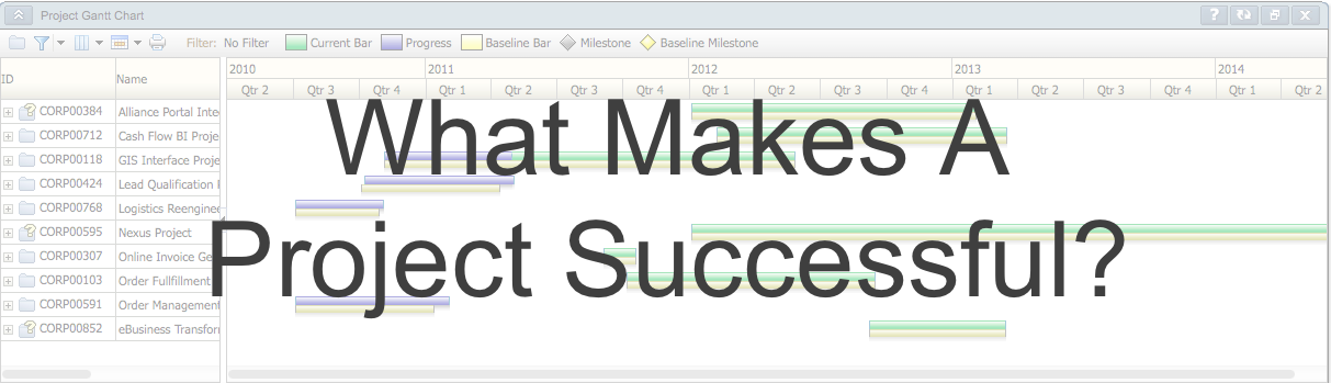What Makes A Project Successful
